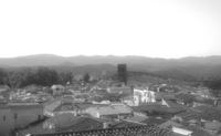 Panorámica de Guadalcanal desde la Iglesia de Santa Ana