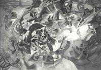 W. Kandinsky, Composición VII (1913) [Catálogo de la exposición. nº 21]