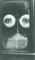 Irving Penn. La ventana del óptico. Nueva York, ca. 1939.