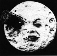 Viaje a la Luna, de Georges Mélies.