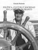 """Portada del libro """"Cultura, política y sociedad en la España de Franco""""."""