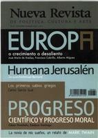 Nueva Revista-84 Portada