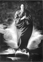 "Diego Velázquez, ""Inmaculada"", 1617."