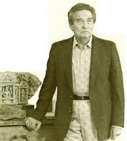 Octavio Paz. Foto de Rafael Doniz.