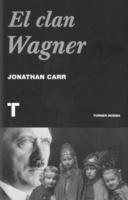 """Portada del libro """"El clan Wagner""""."""