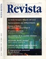 Nueva Revista-61 Portada