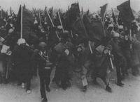 6 de noviembre de 1975 Marcha Verde (Foto: Agencia EFE).